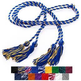Double Honor Cords - Adult Length
