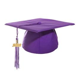 Child Graduation Cap & Tassel Set - Matte